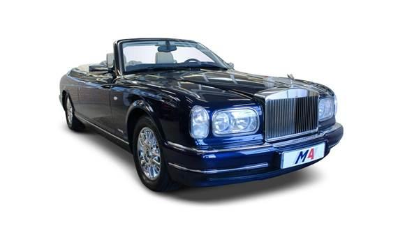 Rolls Royce Corniche Cabriolet aut.