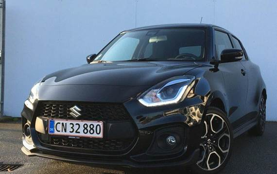 Suzuki Swift 1,4 Boosterjet Sport  5d 6g