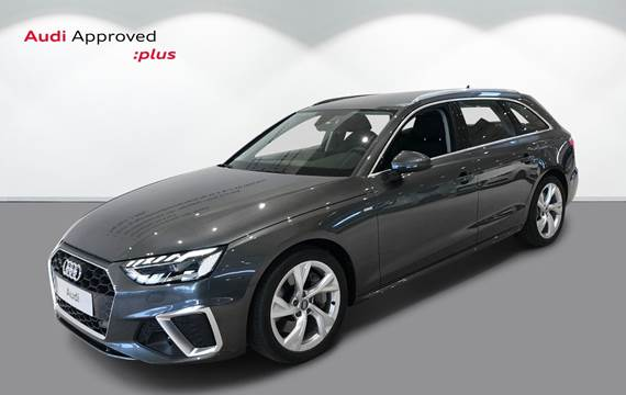 Audi A4 TDi S-line+ Avant quat. Tiptr.