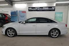 Audi A6 TDi 177 S-line Multitr. 2,0