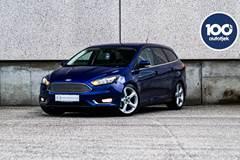 Ford Focus TDCi 150 Titanium stc. 2,0