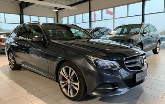 Mercedes E250 BlueTEC Avantgarde stc. aut. 2,2