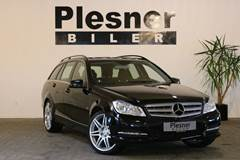Mercedes C220 CDi Avantgarde stc. BE 2,2