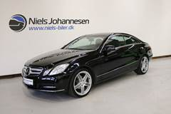 Mercedes E200 CGi Coupé aut. BE 1,8