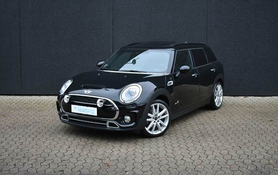 Mini Clubman Cooper S 192 aut. ALL4 2,0