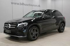 Mercedes GLC250 d Exclusive aut. 4-M 2,2