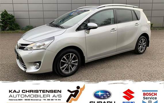 Toyota Verso 7 pers.  VVT-I T2 Touch  6g 1,8