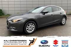 Mazda 3 Skyactiv-D Vision  5d 6g 2,2