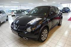 Nissan Juke DCi DPF Tekna 4x2 Start/Stop  5d 6g 1,5