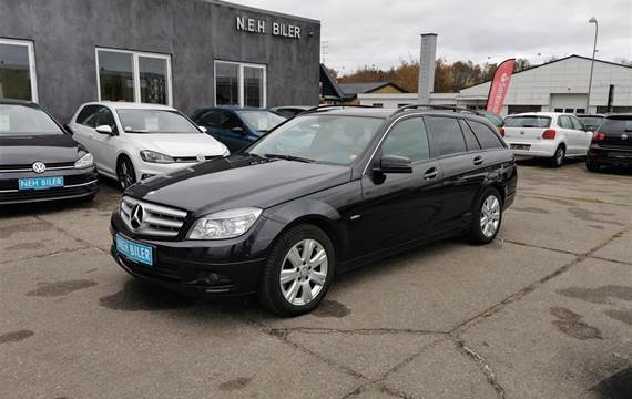 Mercedes C250 d T  CDI BlueEfficiency  Stc Aut. 2,2