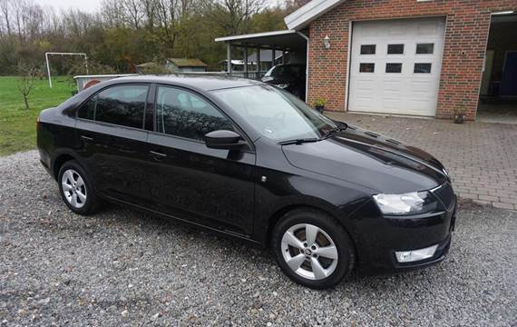 Skoda Rapid TSI Ambition  5d 1,2