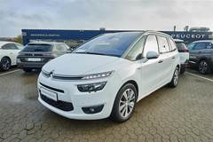 Citroën Grand C4 Picasso Blue HDi Exclusive EAT6 start/stop  6g Aut. 2,0
