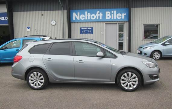 Opel Astra 100 Limited ST 1,4