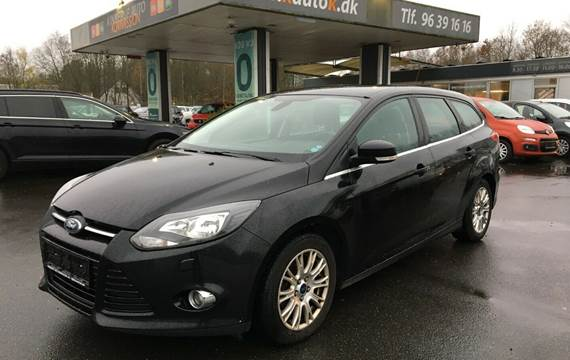 Ford Focus TDCi 115 Trend Collection stc. 1,6