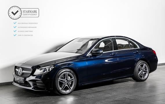 Mercedes C300 d AMG Line aut. 2,0