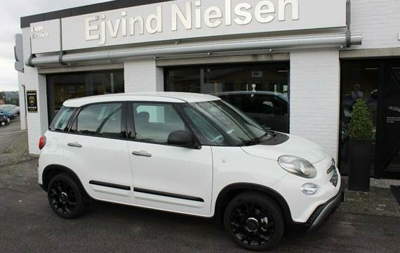 Fiat 500L TwinAir 105 City Cross 0,9