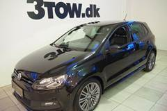 VW Polo TSi 150 BlueGT DSG Van 1,4