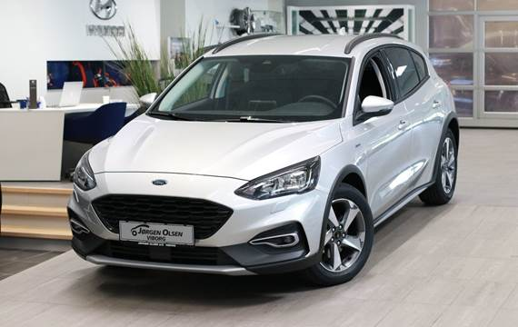 Ford Focus EcoBoost Active 1,0