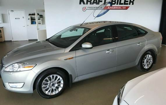 Ford Mondeo TDCi 140 Trend 2,0