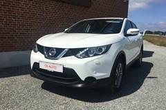 Nissan Qashqai Dig-T 115 Visia 1,2