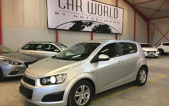 Chevrolet Aveo LT ECO 1,2