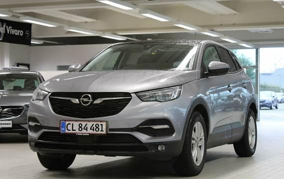 Opel Grandland X 1,5 CDTi 130 Impress aut.