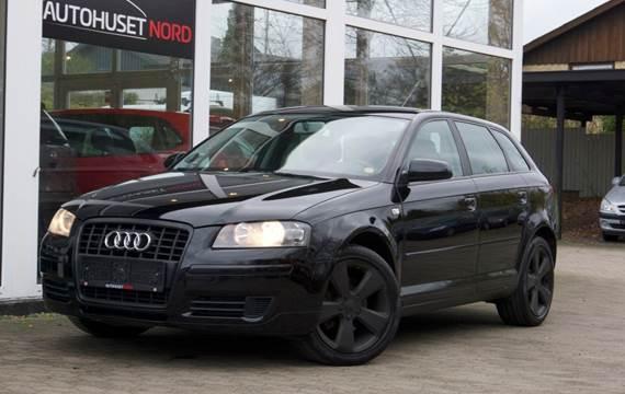 Audi A3 FSi Attraction SB 2,0