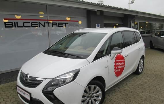 Opel Zafira Tourer 1,4 T 140 Cosmo aut. 7prs