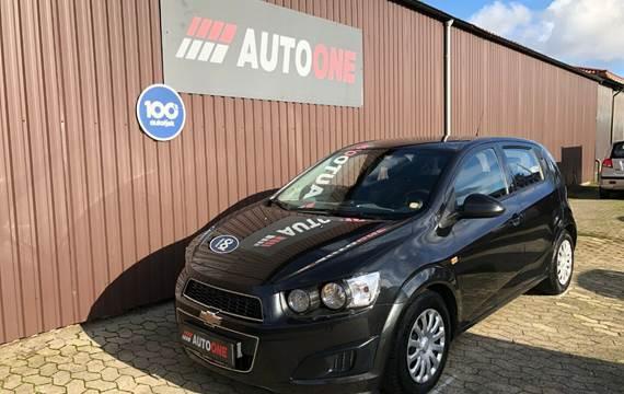 Chevrolet Aveo LS ECO 1,2