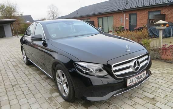 Mercedes E200 aut. 2,0