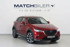 Mazda CX-3 Sky-G 121 Optimum 2,0
