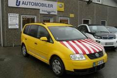 VW Touran TDi 105 Trendline Van 1,9