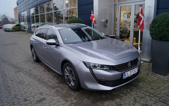 Peugeot 508 2,0 BlueHDi 163 Allure SW EAT8