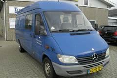 Mercedes Sprinter 313 CDi 40 Kassevogn lang 2,2