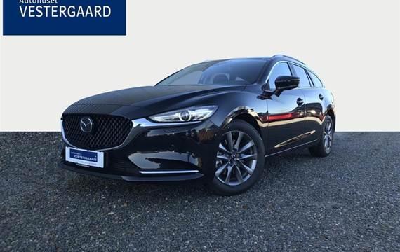 Mazda 6 2,2 Skyactiv-D Premium  Stc 6g