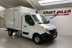 Renault Master III T35 dCi 125 Alukasse m/lift 2,3