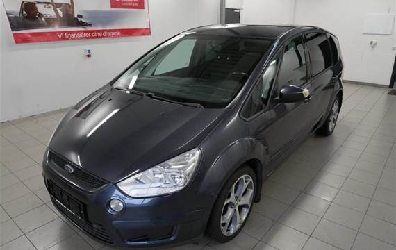 Ford S-MAX TDCI  2,0