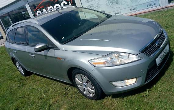 Ford Mondeo TDCi DPF Trend  Stc 6g 2,0