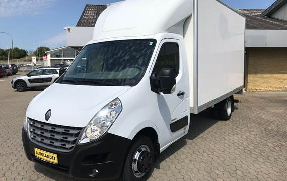 Renault Master III T35 dCi 146 L4 Alukasse m/lift 2,3