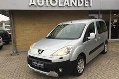 Peugeot Partner Tepee HDi 90 Comfort+ 7prs 1,6