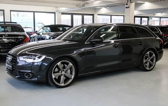 Audi A6 TFSi 300 Avant quattro S-tr. 3,0