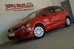 VW Golf VII TSi 122 Edition 40 BMT 1,4