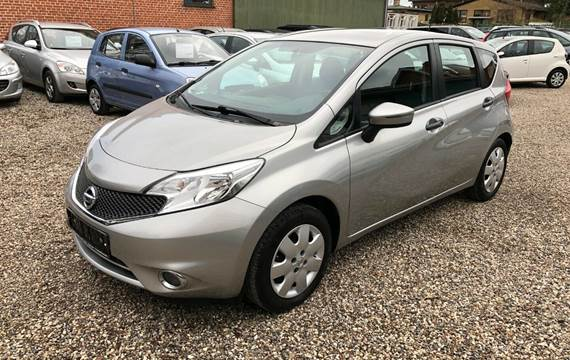 Nissan Note dCi 90 Visia 1,5
