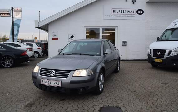VW Passat TDi 130 Trendline 1,9