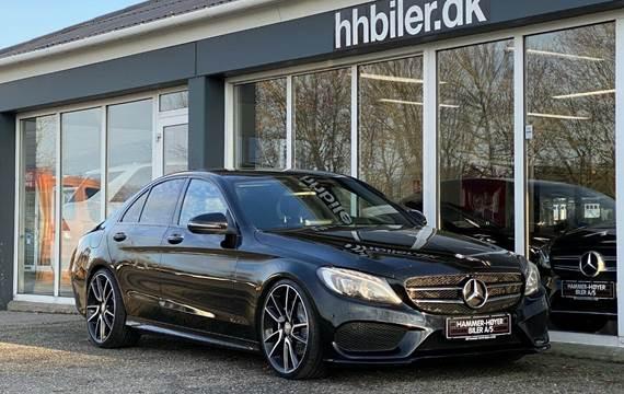Mercedes C200 d AMG Line stc. aut. 2,2