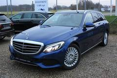 Mercedes C250 d Exclusive stc. aut. 2,2