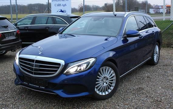 Mercedes C250 d Exclusive stc. aut. 2,2