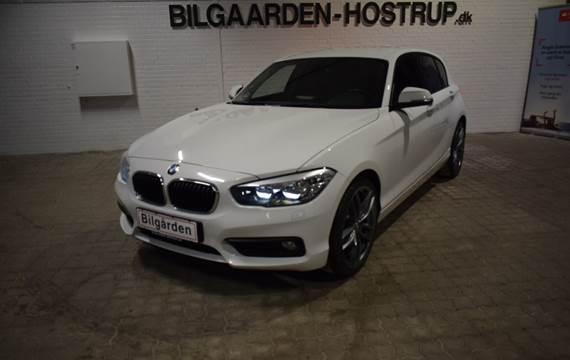 BMW 118d Van 2,0