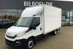 Iveco Daily 35C16 Alukasse m/lift AG8 2,3