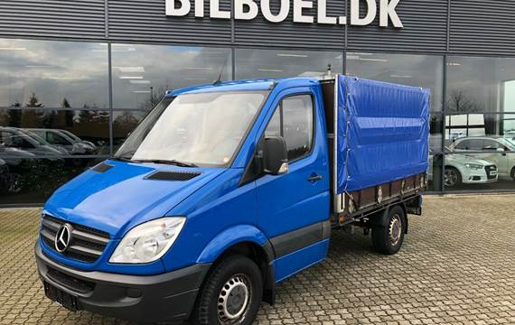 Mercedes Sprinter 316 CDi R1 Chassis 2,2